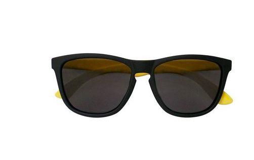 Óculos de Bebê Preto e Amarelo Clingo  - 36 meses