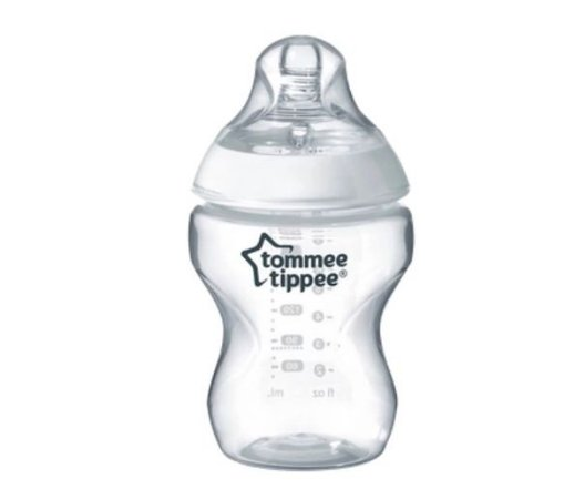 Mamadeira Closer to Nature 260 ml Neutra - Tomme Tippee