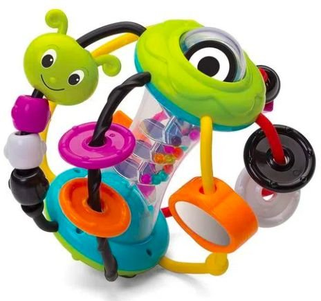 Brinquedo Interativo Bola de atividade Interativa Lagarta