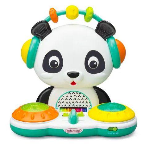 Brinquedo Interativo DJ Panda