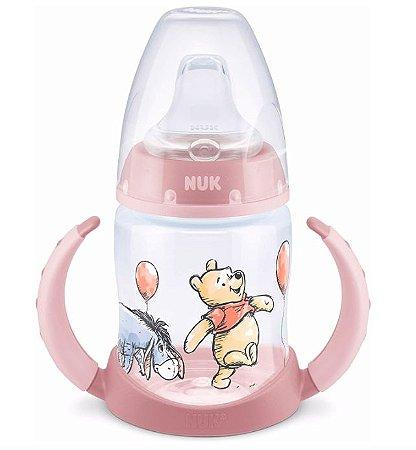 Copo de Treinamento  Nuk First Choice Disney Classic 150 ml Pooh Rosa