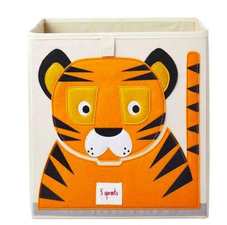 Organizador Quadrado Tigre