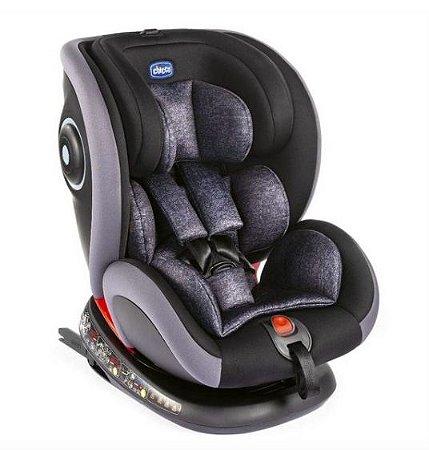 Cadeira Auto Seat4Fix Graphite  360