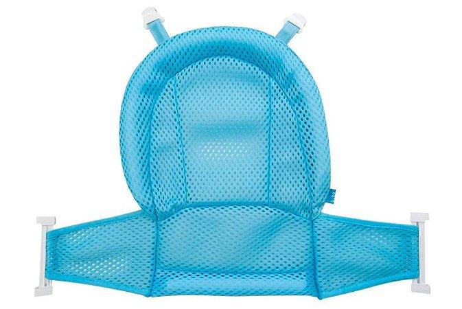 Rede de Proteção de Banho Azul
