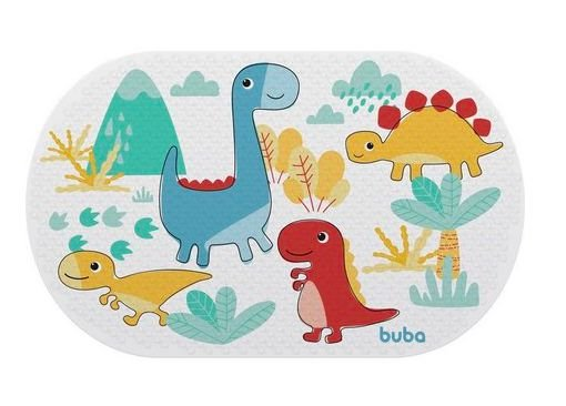 Tapete para Banho Dino