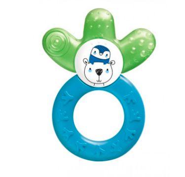 Mordedor Cooler Verde e Azul - Mam