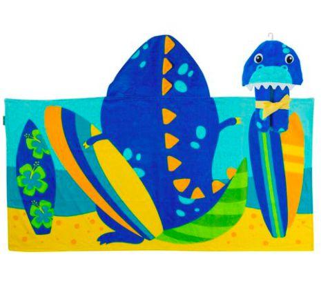 Toalha de Banho Dino
