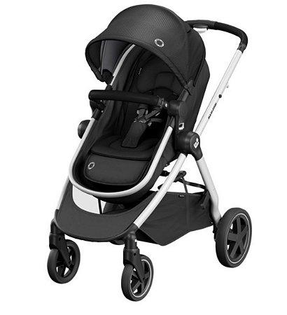 Carrinho de Bebê Maxi Cosi - Anna 2 Black