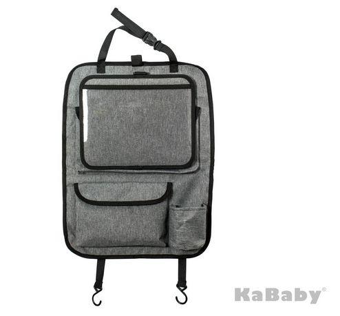 Organizador de Carro com Suporte para Tablet Destacável Kababy