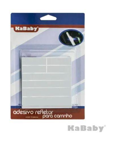 Adesivo Refletor para Carrinho
