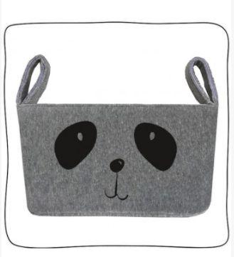 Organizador de Carrinho Mr. Panda
