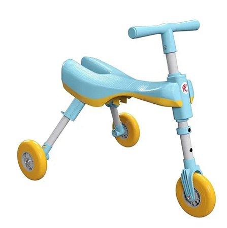 Triciclo Dobrável Bimba Azul