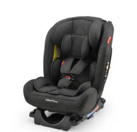 Cadeira para Auto All Stages Fix 2.0 Preto