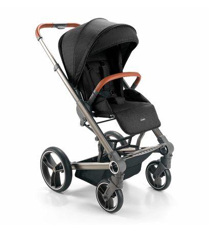 Carrinho de Bebê Litet - Rover Preto
