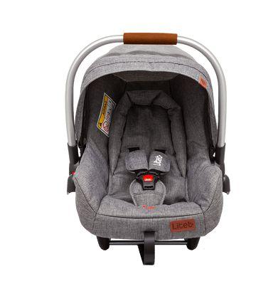 Bebê Conforto 0-13Kgs Cinza - Litet