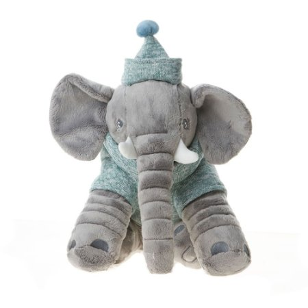 Pelúcia Elefante Bugüinha Boy - Büp Baby