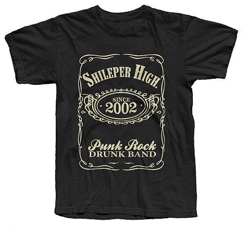 Camiseta Shileper High - Jack Daniels