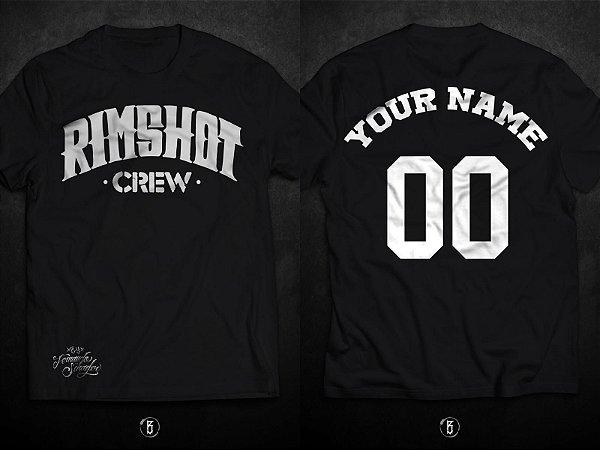 Rimshot Crew by Fernando Schaefer - Camiseta Custom