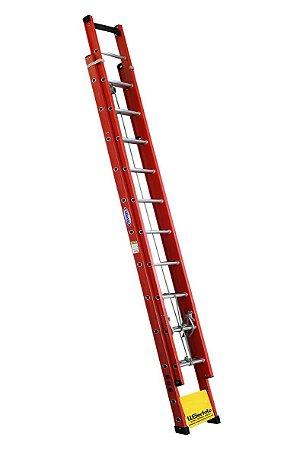 Escada Fibra Extensível 4,20 X 7,20 (W.Bertolo)