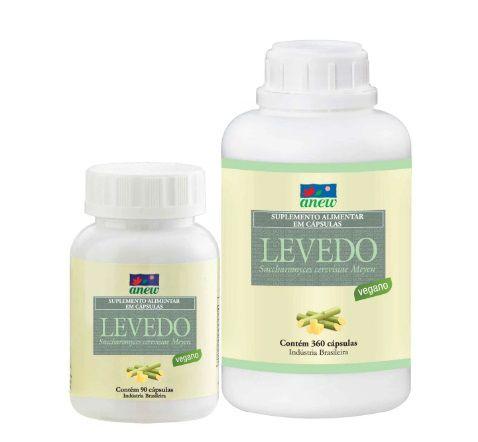 Levedo Anew - Vegano