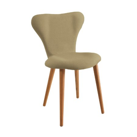 Cadeira Jacobsen Bege