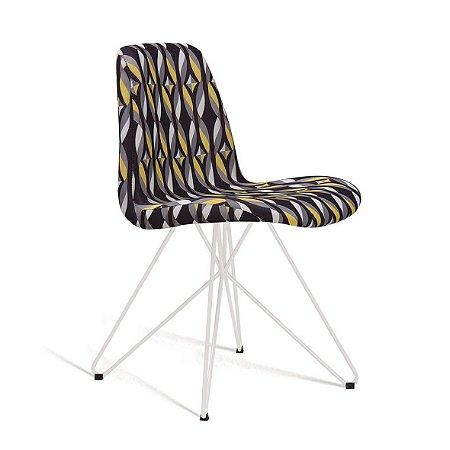 Cadeira Eames Butterfly Color Preto