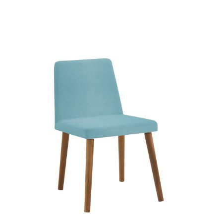 Cadeira Pri Azul Turquesa