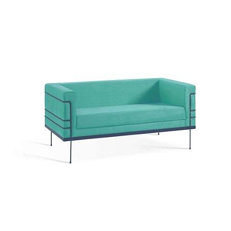 Le Corbusier 2 Lugares Azul