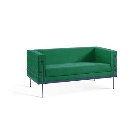 Le Corbusier 2 Lugares Verde