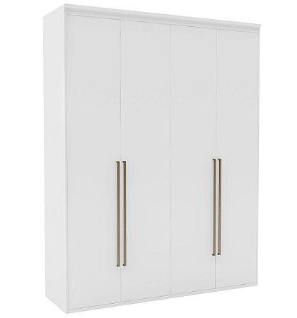 Roupeiro Originale 4 Portas 1785 mm Branco