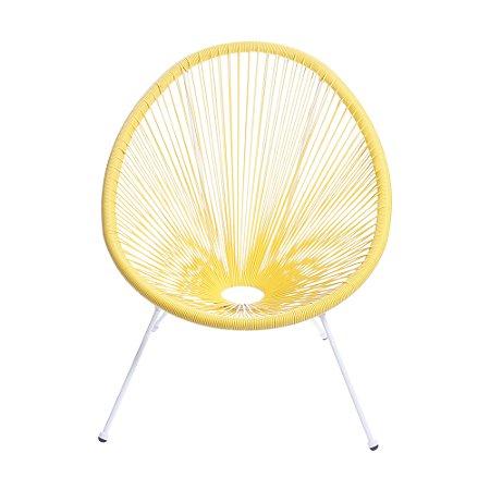 Cadeira Acapulco Amarela