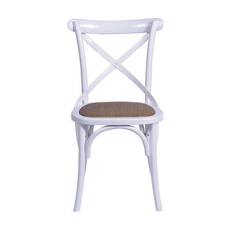 Cadeira Cross Branca