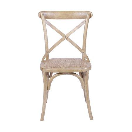 Cadeira Cross Madeira