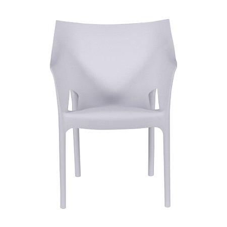 Cadeira Fan Branca