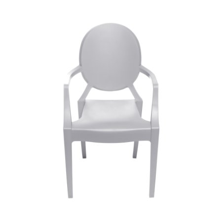 Cadeira Invisible Infantil kids Branca
