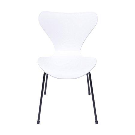 Cadeira Jacobsen PP Branca