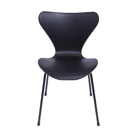 Cadeira Jacobsen PP Preta