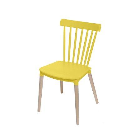 Cadeira Midi Amarela