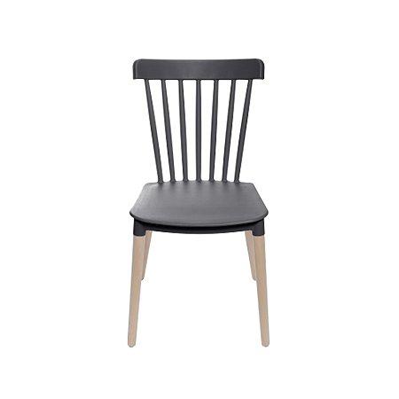Cadeira Midi Preta