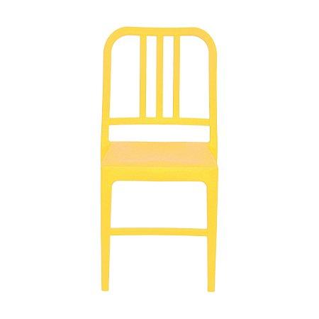 Cadeira Navy Amarela