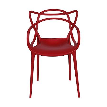 Cadeira Solna Vermelho