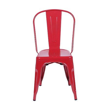 Cadeira Titan Vermelha