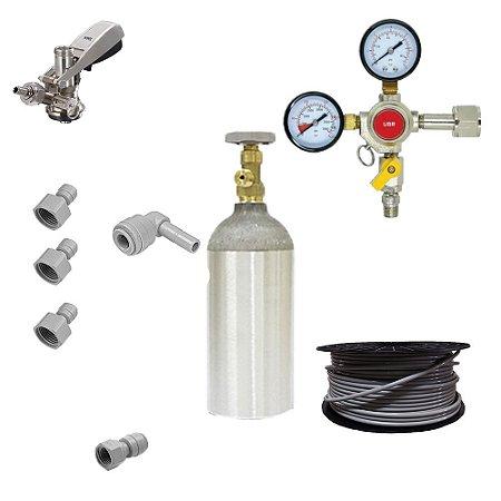 Kit Completo para Chopeira Elétrica - 1 Via - (CO22.3kg)