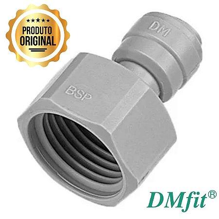 Conexao Rapida Tubo X Bsp Femea 3/8 X 3/4 - DMFIT