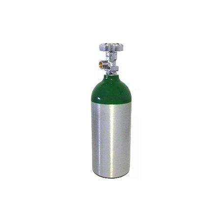 Cilindro em Alumínio para Oxigênio 2L – Sem Carga