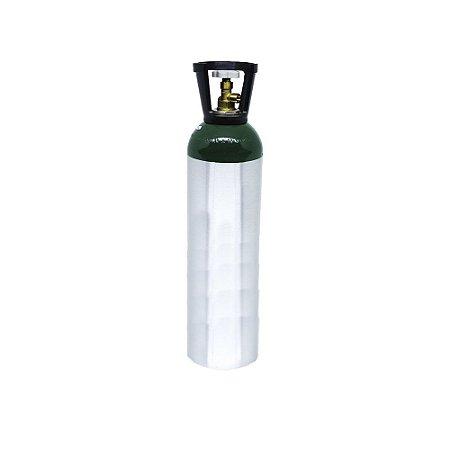 Cilindro em Alumínio para Oxigênio 16L – Sem Carga