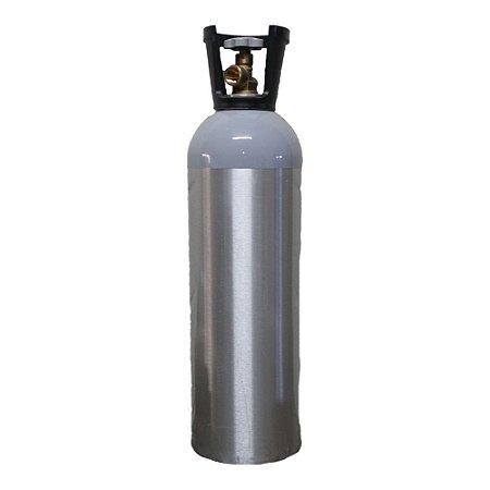 Cilindro em Alumínio para Nitrogênio 10,5L – Sem Carga
