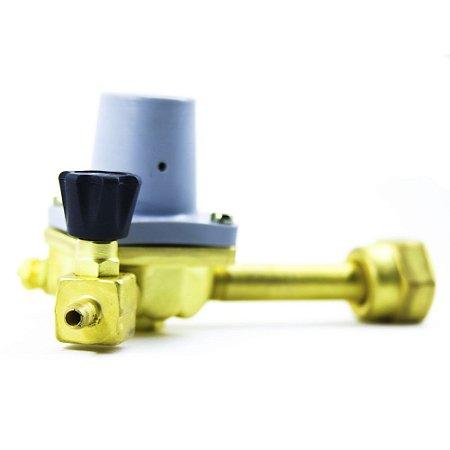 Regulador de pressão Pré Calibrado para CO2 (1 saída com Espigão 1/4) - UMF