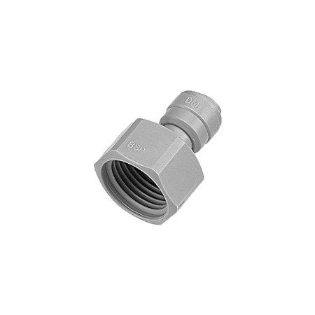 Conexao Rapida Tubo X Bsp Femea 1/2 X 5/8 - DMFIT