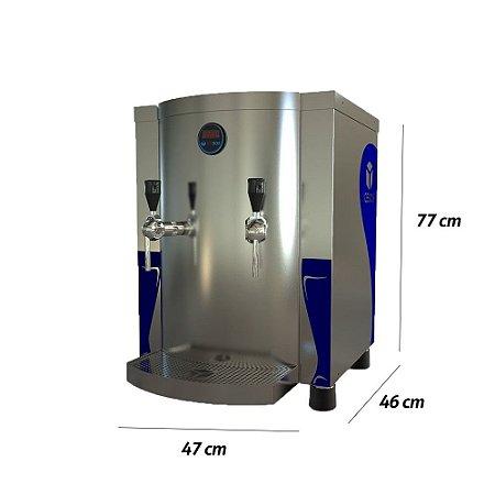 Chopeira Master Compact 90L/H 02T 220v (Inox) Ice Box